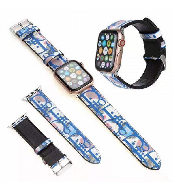 ディオール ブランドアップルウォッチ バンドオシャレ人気 ナイキ apple watch ストラップ  シュプリーム高級ブランド バンド