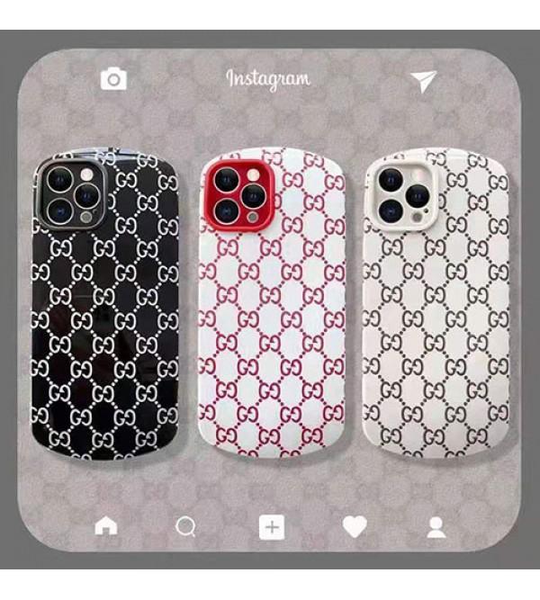 グッチ ブランド iphone12/12pro maxケース かわいいペアお揃い アイフォン11ケース iphone 8/7 plus/se2ケース個性潮 iphone x/xr/xs/xs maxケース ファッションins風iphone 12 ケース かわいい