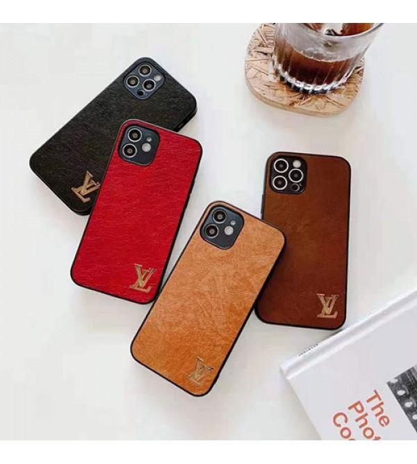 ルイ·ヴィトン ブランド iphone12 mini/12pro max/12 max/12  proケース かわいいアイフォンiphonex/8/7 plusケース ファッション経典  iphone11/11pro maxケース 安いジャケット型 2020 iphone12ケース 高級 人気