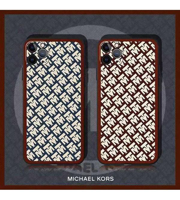 マイケルコース ブランドIphone xr/12/12pro maxケース ins風 女性向けiphone11/11pro max/se2ケース かわいい個性潮 ファッションジャケット型 2020 iphone12ケース 高級 人気モノグラム