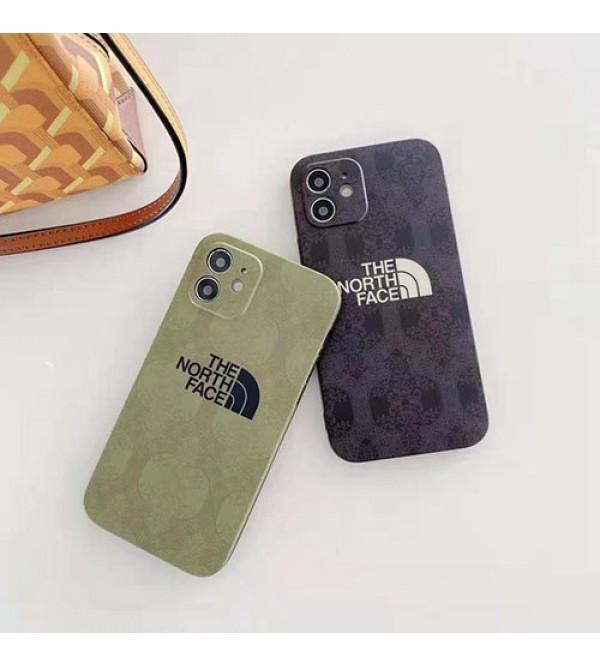 ザ·ノース·フェイス ブランドiphone12/12pro max/12 mini/12 proケース個性 潮流iphone11/11pro/11 pro maxケース男女兼用人気iphone xr/xs maxケース保護ケース