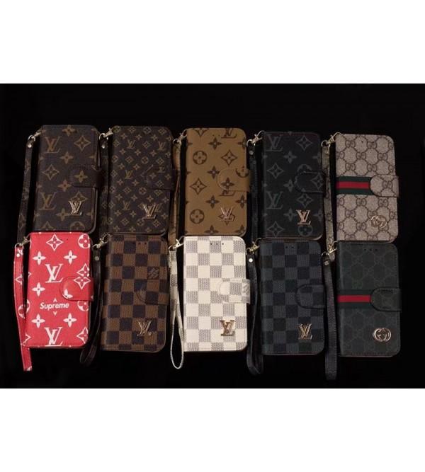 ブランド ルイヴィトン iphone 11/11pro maxケースgalaxys20/s20+/ S10+/S10ケース 手帳型 gucci galaxy S9+/S9ケース supreme galaxy S8+/S8ケース ルイウィトン iPhone xrケース iphone xs/xs max galaxy S7/S6 edge galaxy note8カバー 手帳型