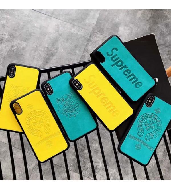 ブランドケンぞ IphoneXカバー クロムハーツ Iphone8/7plusスマホケース supreme Iphone6/6s Plus ジャケット ケース