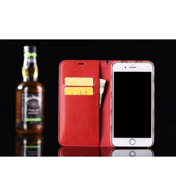 ブランドgucci Iphone xr/xs max/xsカバー グッチ Iphone x/8/7スマホケース 手帳型 ハンドストラップ付き