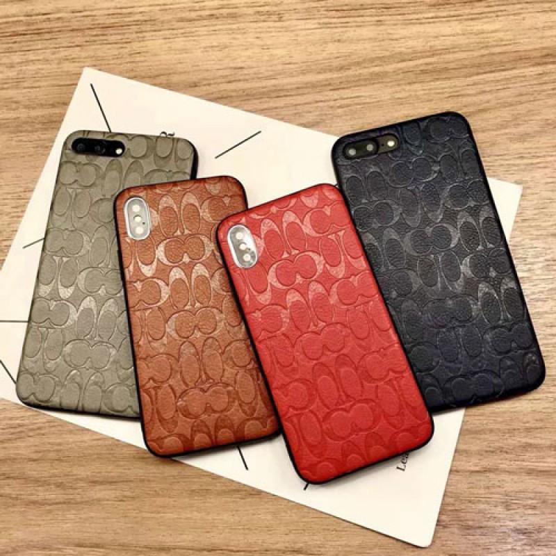 ブランドcoach galaxy s20/s20+ iPhone xs/xs plus/11 pro max/11ケース コーチ Iphone9/xスマホケース Iphone se2/8/7 Plusカバー ジャケット 凹み経典絵柄