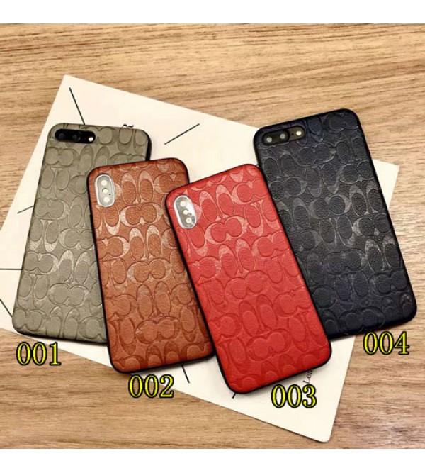 ブランドcoach galaxy s20/s20+ iPhone xs/xs plus/11 pro max/11ケース コーチ Iphone9/xスマホケース Iphone8/7 Plusカバー ジャケット 凹み経典絵柄