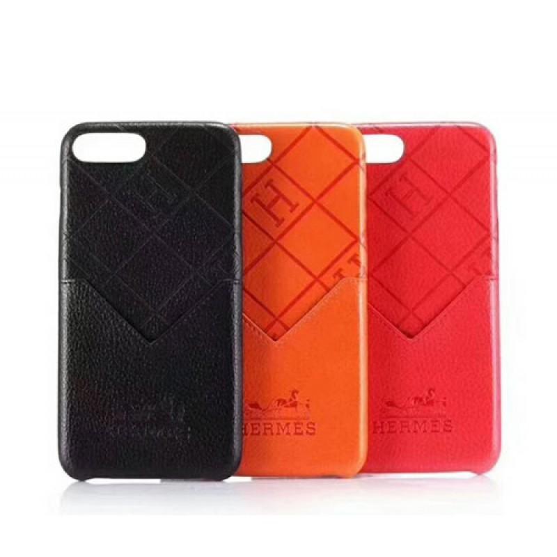hermes iPhone xケース ブランドエルメス iphone se2/8/7plusスマホケース ブランド Iphone6/6s Plus Iphone6/6sカバー ジャケット カード入れ
