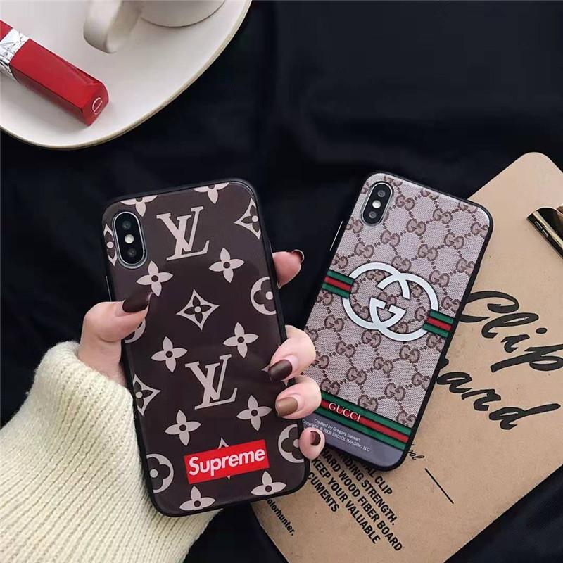 iphone 12ケースブランドlv iPhone xr/xs max/xsケース グッチ iphone x/8/7/se2スマホケース ジャケット Supreme Iphone6/6sカバー