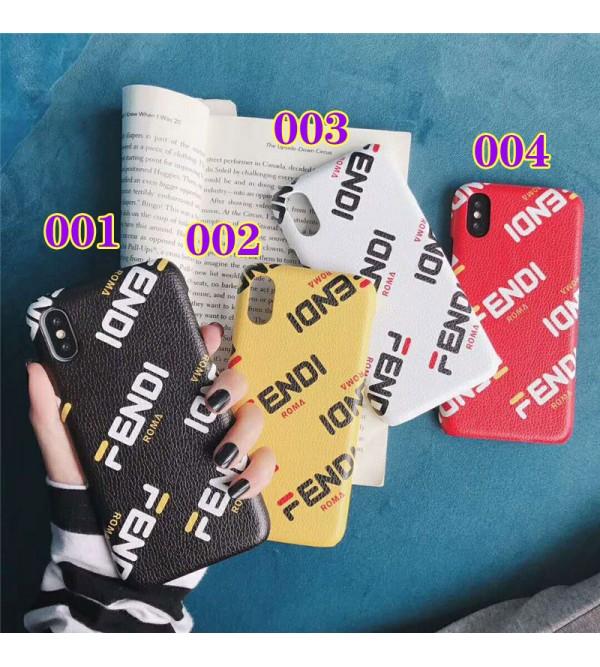 フェンデイ iPhone se2/8/8 plusケース フェンデイ ブランド iPhone6/6s plusカバー モンスター FENDI アイフォン7/6/6sケース ペア ジャケット