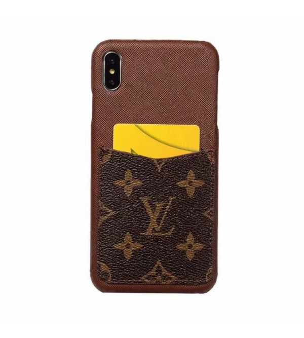 ルイヴィトン iphone 11/11pro max/xrケース iphone x/xs max/se2ケース 人気 ブランド Galaxy S9/S8plusケース カード入れ おしゃれ