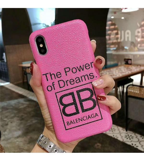 Balenciaga バレンシアガ iphone xrケース 人気 ブランド iphone xs maxカバー オシャレ iphone xs/x/10/8/7/se2/6plusケース iphone テンアルケース メンズ レディズ 耐衝撃