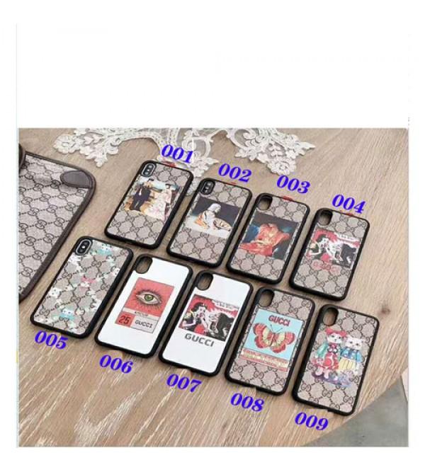 グッチ gucci iphone xrケース galaxy S10plusケース 白雪姫 人気 ブランド galaxy S10ケース iphone xs max/x/10/se2/8plusケース ギャラクシーS9/S8plusケース ジャケット 芸能人愛用