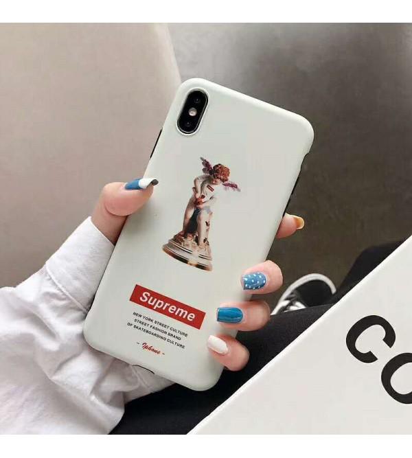 ジョーダン iphone xrケース シュプリーム iphone xs maxケース 人気 ブランド 潮流 iphone xs/x/8Plusケース ステューシー 耐衝撃 芸能人愛用