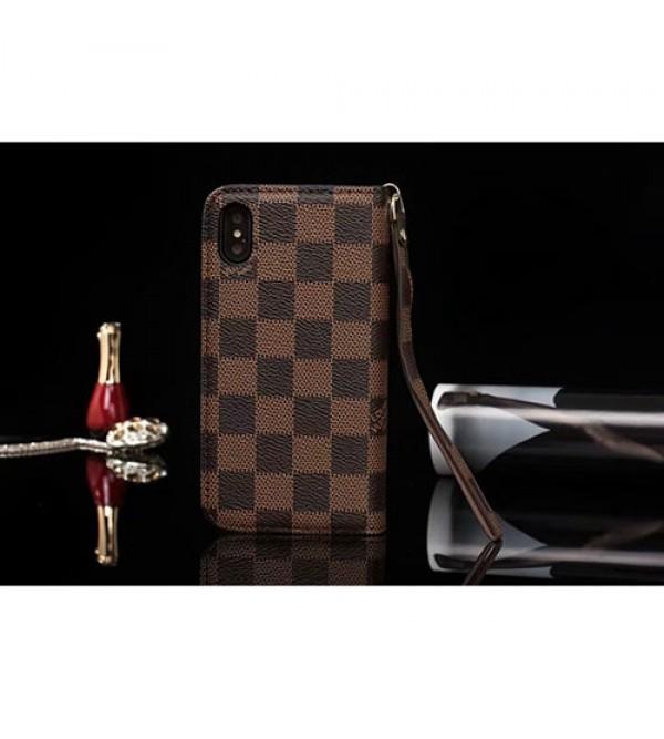 iphone12ケースルイヴィトン LV iphone xr/11r/11 proケース 手帳型 カード収納 iphone xs maxケース 人気 ブランド iphone xs/x/se2/8Plusケース 高級レザー 耐衝撃 芸能人愛用