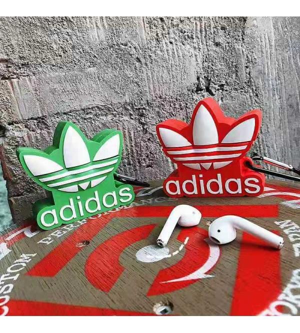adidas エアーポッズケースbluetooth イヤホーンケース 人気潮流 ブランド