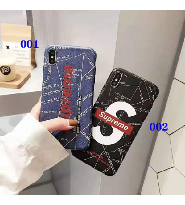 supreme iphone 11/11 pro/xr/xs max/se2ケースブランドシュプリーム iphone 11/xi/xケース個性潮流 アイフォン 8/7 plusケース 男女兼用 お洒落