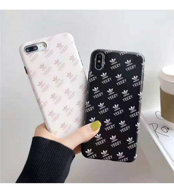 アディダス iphone xr/xs maxケースブランド スポーツ風 アイフォン 10s/11/XIケースadidas アイフォン x iphone 8/7 plusケース お洒落大人気 メンズレディース兼用
