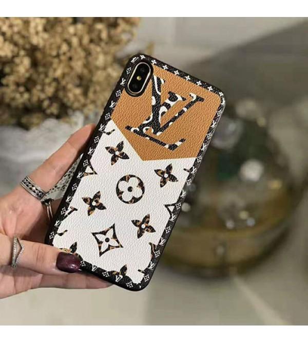 iphone 12ケースルイヴィトン iphone xi/11r/11 maxケースブランド iphone xr/xs maxケースオシャレモノグラム豹モンアイフォン x/8/7 plusケースファッション ストラップ付き 高級