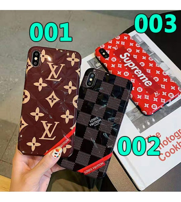 ルイヴィトン iphone 11/11Rケース iphone 11pro/se2カバーシュプリーム iphone xr/xs maxケース モノグラムダミエ アイフォン x/8/7 plusケースファッション新品  潮流