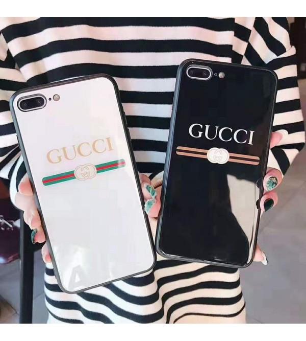 iphone 12 ケースグッチ iphone 11/11pro max/se2ケース gucci iphone xr/xs maxケース ブランド iphone x/8/7 plusケース 男女兼用 超人気 ファッションアイフォン 11ケースお洒落ガラス表面