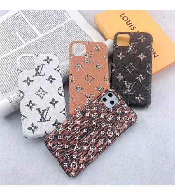 ルイヴィトン iphone 11/11pro/11pro max/se2ケース ブランド iphone xr/xs maxケース オシャレ人気 Galaxys10/s9 plusケース iphone x/8 plusケース 新品 豹モンモノグラム付き