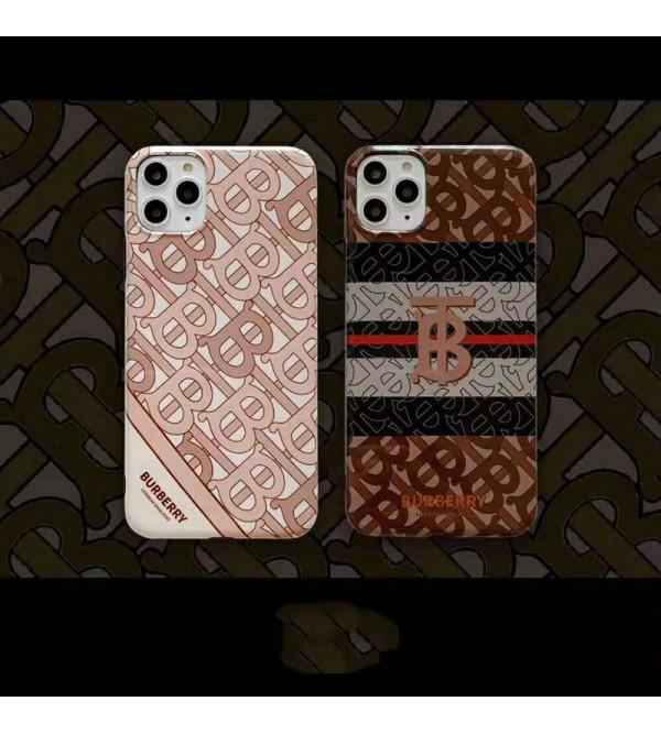 バーバリー iphone 11/11pro max/se2ケース ブランド burberry iphone xr/xs maxケース経典人気 iphone x/8/7 plusケースファッションオシャレ男女兼用