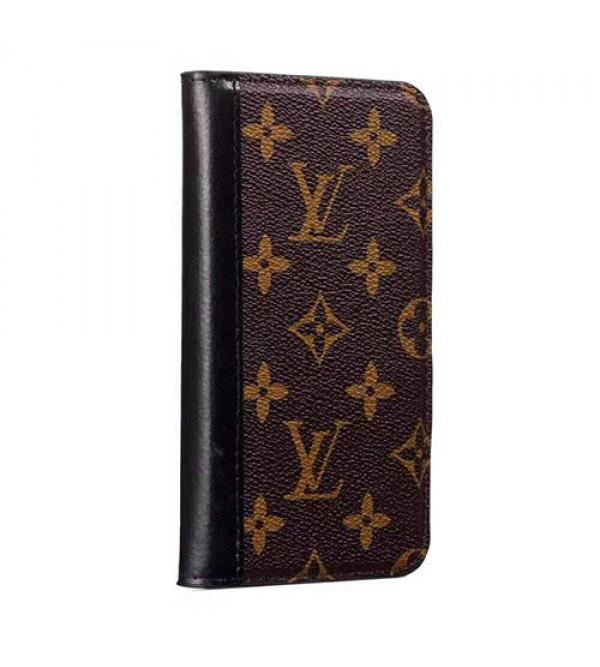 lv ルイヴィトン iphone11/11pro max/se2ケースブランド手帳型iphone xr/xs maxケース 高級 iphone x/8 plusケースビジネス風 アイフォン11/xケースオシャレファッション