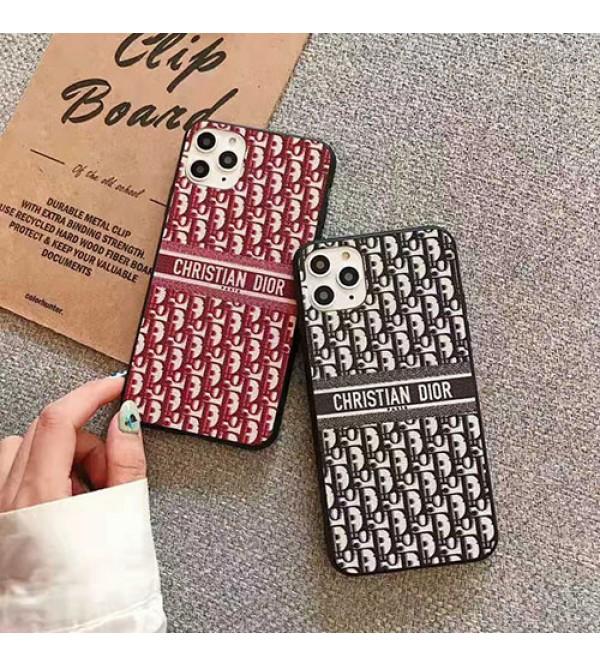 iphone 12 mini/12 pro/12 pro max/12ケースディオール iphone 11/11pro max/se2ケース ブランド iphone xr/xs maxケース dior オシャレ経典 アイフォンx/8/7 plusケースファッション女性向け
