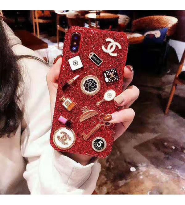 iPhone 12ケースchanle シャネル iphone 11/11pro max/se2ケースブランド  iphone xr/xs maxケースオシャレキラキラ iphone x/8/7 plusケース 個性 小香風 ファッション人気