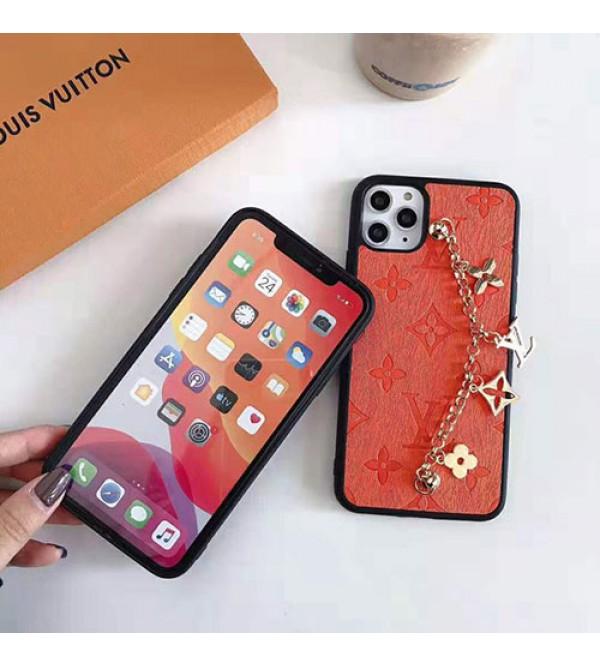 iphone 12 mini/12pro/12 max/12 pro maxケースLV ルイヴィトン iphone11/11pro max/se2ケース ブランド iphonexr/xs maxケース チェーン付きアイフォン x/8/7 plusケース ファッションオシャレ新品レディース向け