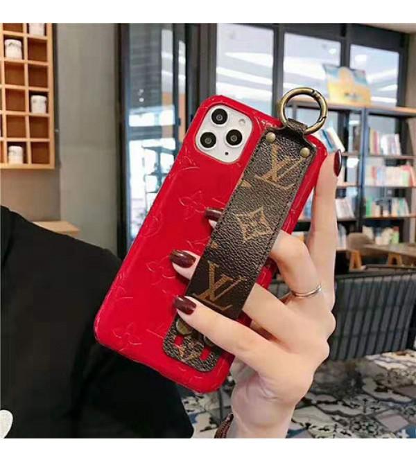 LV ルイヴィトンiphone11/11pro/11pro max/se2ケースストラップ付きiphone xs/xr/xs maxケースオシャ  レiphone x/7/8/plusケースジャケット型男女兼用 芸能人愛用