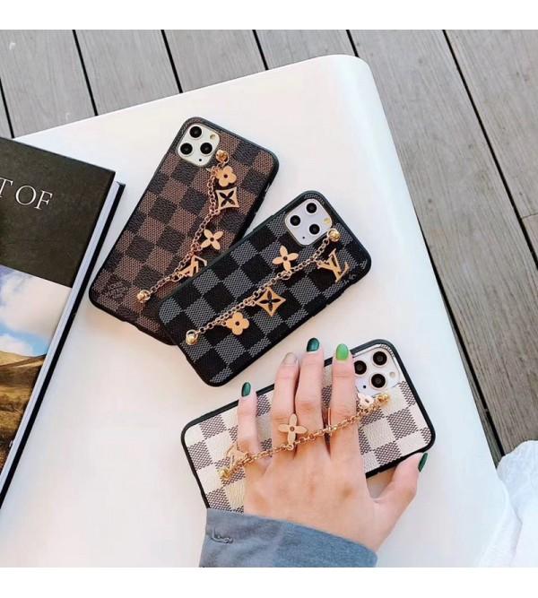 贅沢ブランドルイヴィトンiphone11/11pro /11pro max/se2  galaxy s20/s20+ケースチェーン付きiphone x/xs/xr/xs maxケースオ  シャレiphone7/8/plusケース個性潮流 ジャケット型 激安新品 男女兼用
