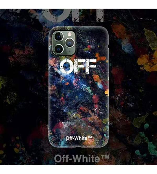 ブランドoff-white iphone11/11pro /11pro max/se2ケースオシャレiphone x/xs/xr/xs maxケース個性  iphone7/8/plusケース潮流 男女兼用 激安新品