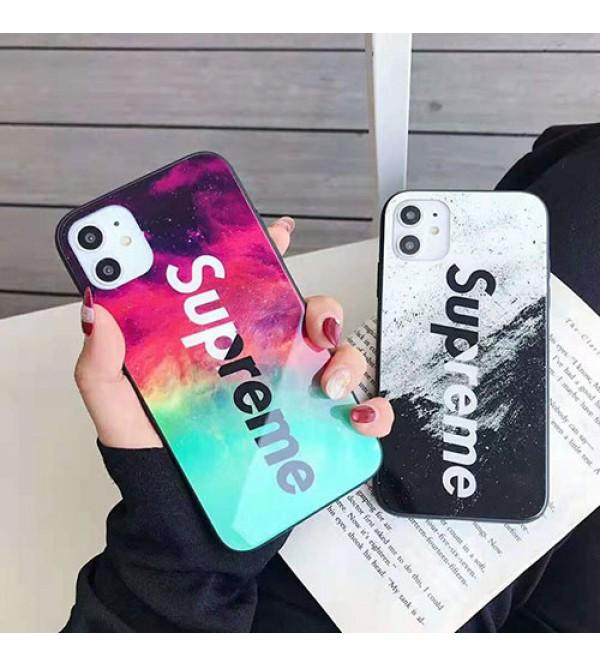 ブランドシュプリームiphone11/11pro/11pro max/se2ケースオシャレiphone x/xs/xr/xs maxケースファンショ  ンiphone7/8/plusケースジャケット型 男女兼用 個性潮流