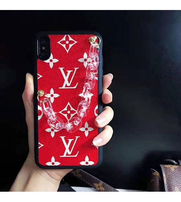 iphone12ケースブランドルイヴィトンiphone11/11pro/11pro max/se2ケースオシャレiphone x/xs/xr/xs maxケース潮流  iphone7/8/plusケースチェーン付き人気ファンション