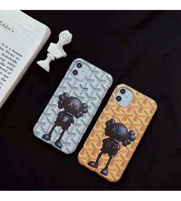 オシャレブランドゴヤールiphone11/11pro/11pro max/se2ケース個性iphone x/xs/xr/xs maxケース潮流  iphone7/8/plusケースジャケット型 耐衝撃 男女兼用