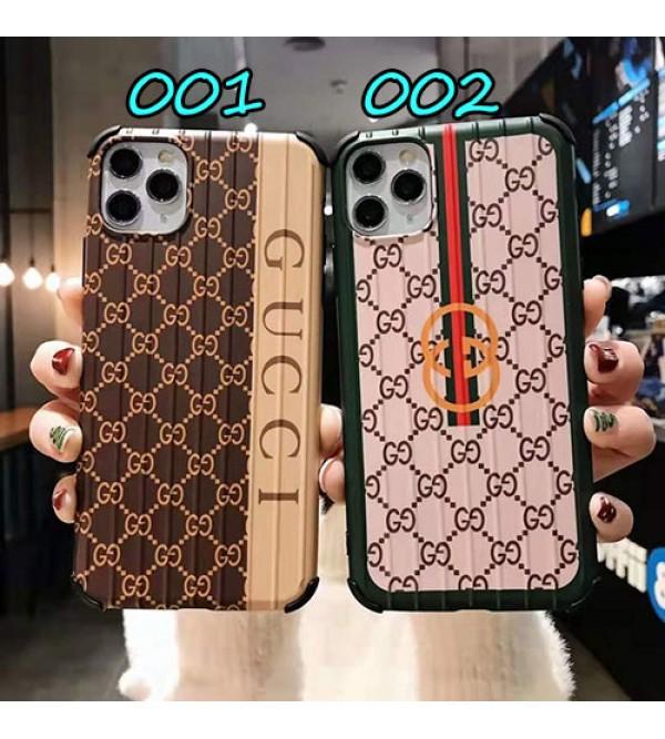 グッチ iphone11/11pro max/se2ケース ブランド iphone xr/xs maxケース経典人気 iphone x/8/7 plusケース ファッションオシャレ 男女兼用