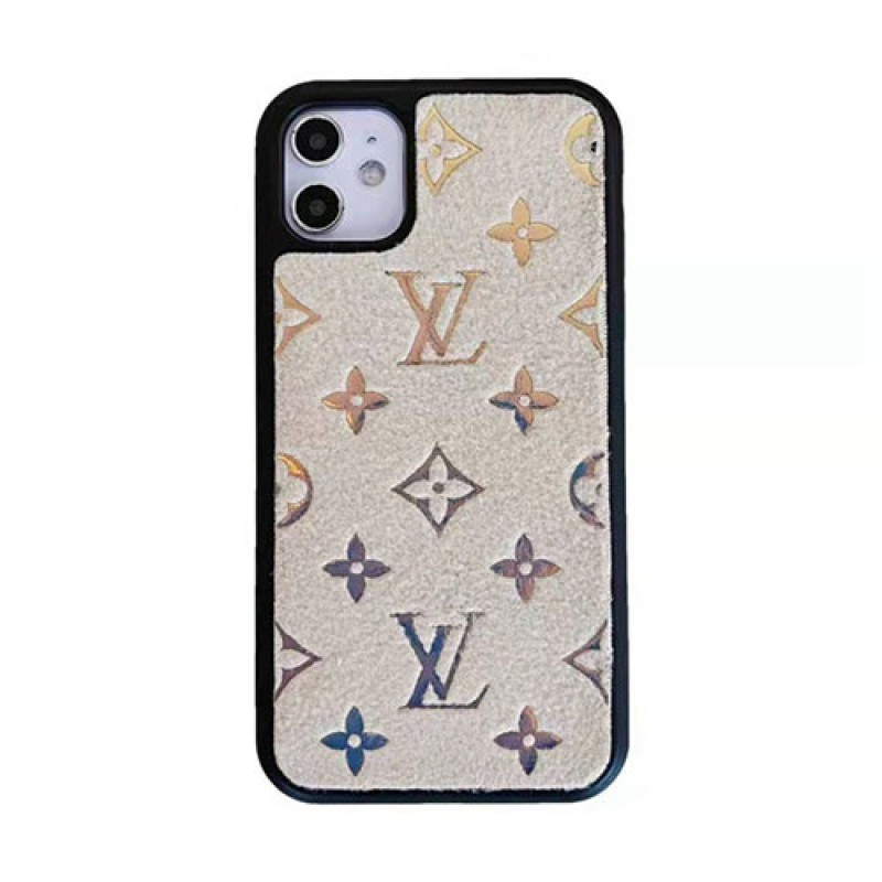 iphone 12ケースルイヴィトンiphone11/11pro max/se2ケースブランドiphone xr/xs maxケースオシャレモノグラム スエードiphone x/8/7 plusケース女子向け人気 高級新品