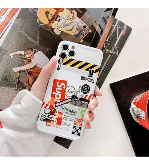 シュプリーム supreme iphone11/11pro max/se2ケース ブランド個性iphone xr/xs maxケース 超人気アイフォン x/8/7 ケース男女兼用 ファッション潮流