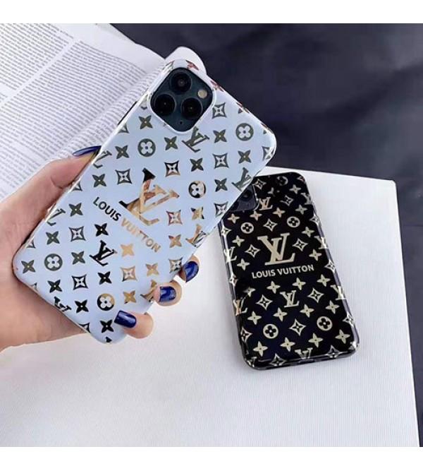 ルイヴィトンiphone11/11pro maxケースペアお揃い lv ブランド iphone xr/xs max/se2ケース人気お洒落アイフォン x/8/7 plusケースソフトジャケットモノグラム付き