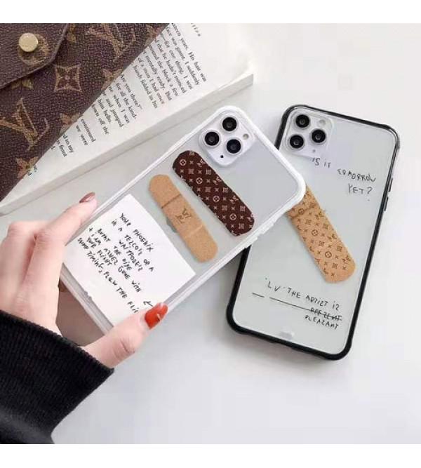 ルイヴィトン lv iphone11/11pro max/se2ケース ブランド iphone xr/xs maxケース個性 透明アイフォンx/8/7 plusケース人気 ファッション