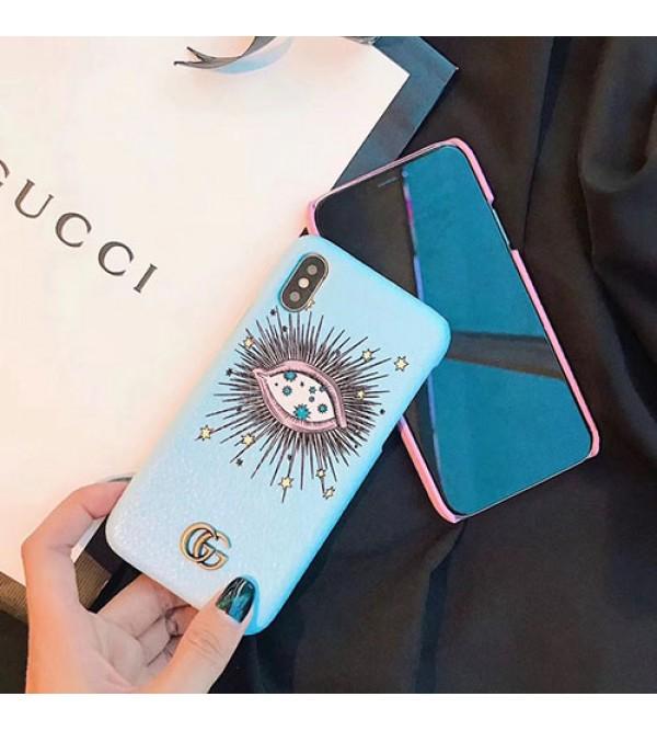 iphone 12 ケースグッチiphone11/11pro maxケースブランド iphone xr/xs  max/se2020ケース 個性涙目付き iphone x/8/7 plusケースファッションお洒落 男女兼用 人気