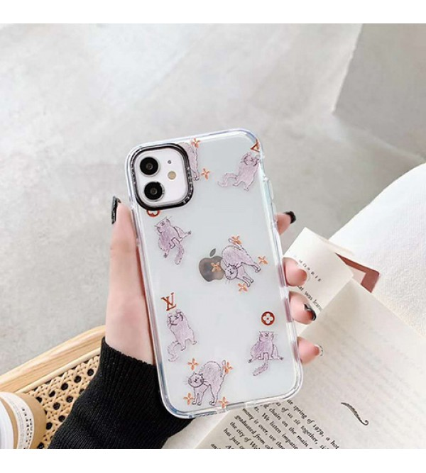 lvファッション セレブ愛用 iphone11/11pro max/se2ケース 激安個性潮 iphone x/xr/xs/xs maxケース ファッションシンプルジャケットレディース アイフォンxs/11/8 plusケース おまけつき