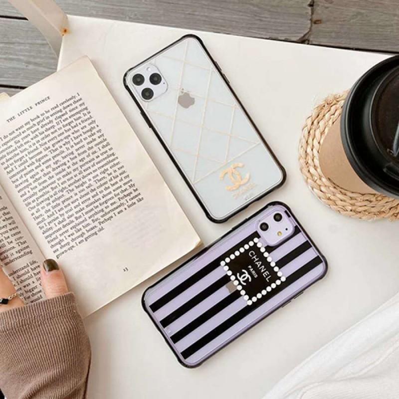 Chanel/シャネルiphone 12 ケースブランド iphone11/11pro maxケース かわいい女性向け iphone se2/xr/xs maxケースins風 ケース かわいい iphone x/8/7 plusケース大人気