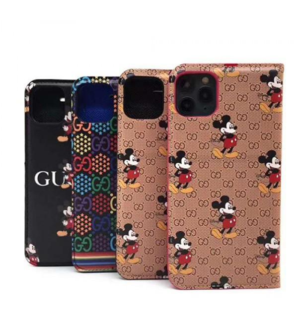GUCCI/グッチブランド iphone11/11pro maxケース かわいいiphone se2/xr/xs max/11proケースブランドジャケット型 2020 iphone12ケース 高級 人気
