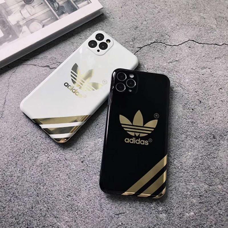iphone12ケースAdidas/アディダスファッション セレブ愛用 iphone11/11pro maxケース 激安アイフォンiphonex/8/7 plusケース ファッション経典 メンズins風ケース かわいいアイフォン12カバー レディース バッグ型 ブランド