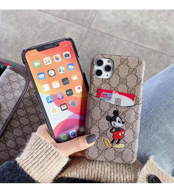 GUCCI/グッチメンズ iphone11/11pro maxケース 安いレディース アイフォンiphone xs/11/8 plusケース おまけつきモノグラムブランドGalaxy s20/s10+ケース大人気