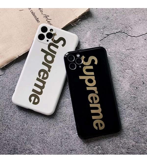 Supreme/シュプリームiphone 12ケース個性潮 iphone x/xr/xs/xs maxケース ファッションiphone 11/x/8/7スマホケース ブランド LINEで簡単にご注文可レディース アイフォン おまけつきモノグラム ブランド