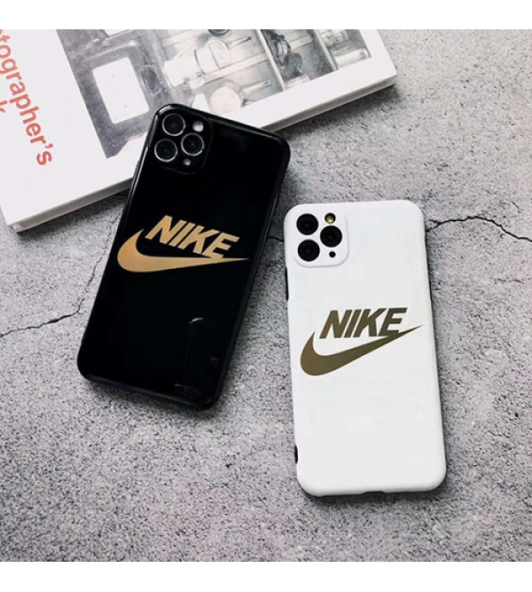 Nike/ナイキペアお揃い アイフォン11ケース iphone xs/x/8/7/se2ケースアイフォン12カバー レディース バッグ型 ブランドモノグラム iphone11/11pro maxケース ブランド