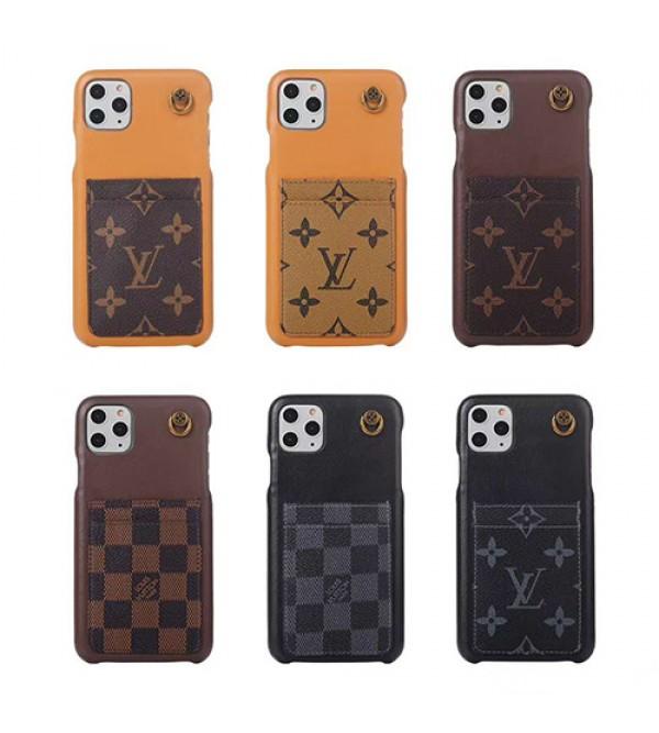 lv/ルイ·ヴィトンブランド iphone11/11pro maxケース かわいいペアお揃い アイフォン iphone xs/x/8/7ケースファッション セレブ愛用 激安アイフォン12カバー レディース バッグ型 ブランド